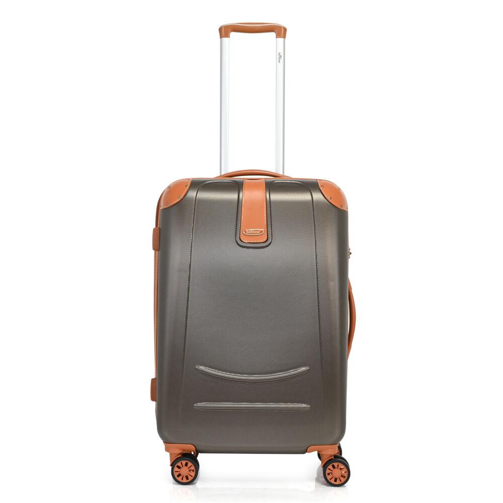 Bontour ELEGANCE Közepes Bőrönd 70cm