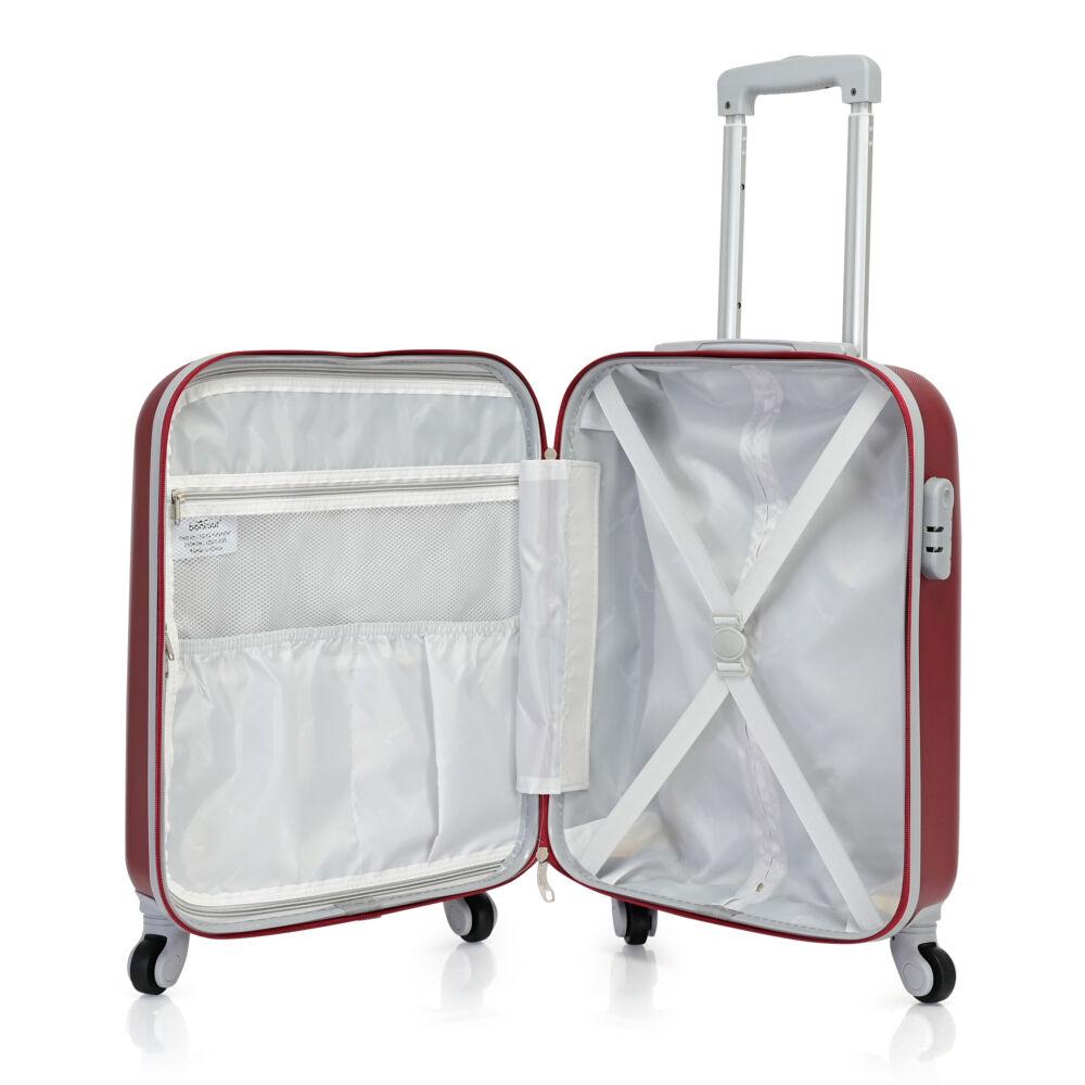 Bontour CLASSIC Kabinbőrönd 55cm