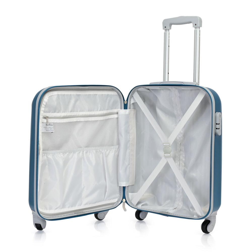 Bontour CLASSIC Kabin Bőrönd 55cm