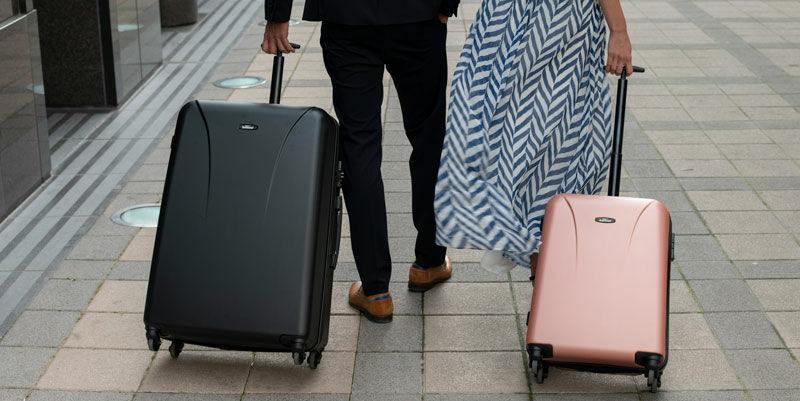 Bontour Gurulós Bőrönd